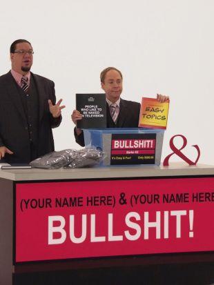 Penn & Teller: Bull! : Easy Money
