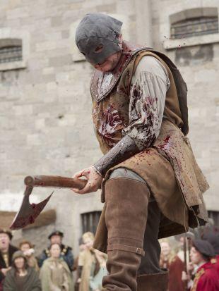 The Tudors : The Act of Treason