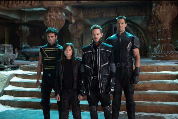 3d x men days of future past review
