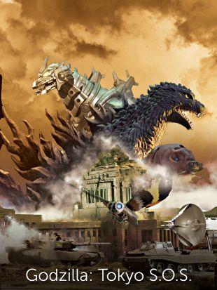Godzilla: Tokyo S.O.S.