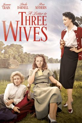 a letter to three wives a letter to three 1949 joseph l mankiewicz 12482