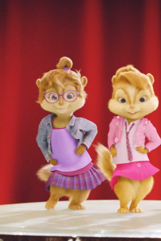 alvin and the chipmunks the squeakquel 2009 betty