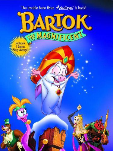 Bartok the Magnificent