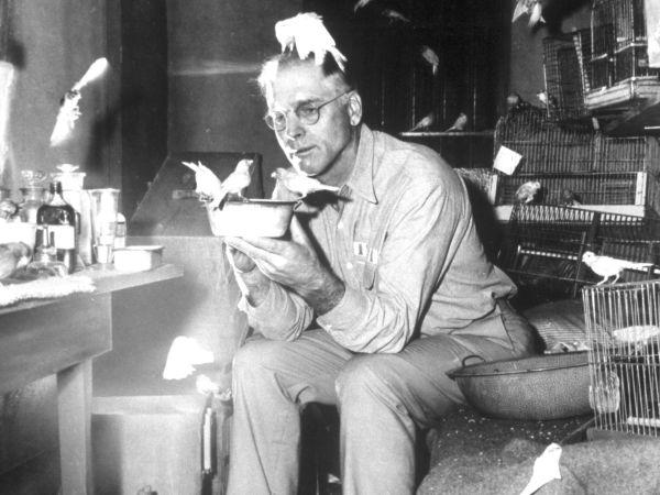 Birdman of Alcatraz (1962) - John Frankenheimer   Synopsis
