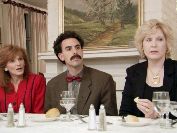 Dating Borat