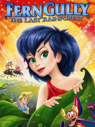 FernGully...The Last Rainforest