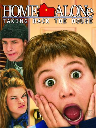 Home Alone 4: Taking Back the House