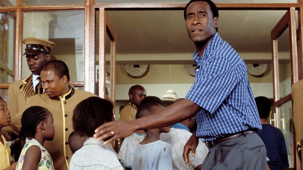 hotel rwanda summary Is hotel rwanda family friendly find out only at movieguide the family and christian guide to movie reviews and entertainment news.