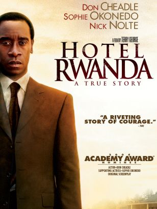 an analysis of the film hotel rwanda The film which i will be discussing, hotel rwanda (2004), relates the true story of paul rusesabagina, a man who sheltered over a thousand refugees in the hotel he managed during the rwandan genocide of 1994 the film is useful as a focus point for the discussion of evil since the situation surrounding the events that took place during those .
