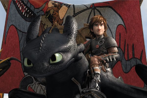 how to train your dragon movie summary