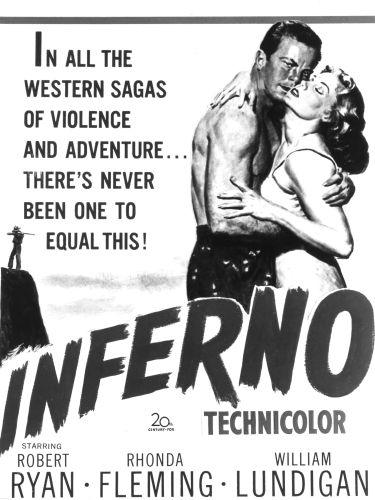 Inferno (1953) - Roy Ward Baker   Synopsis, Characteristics