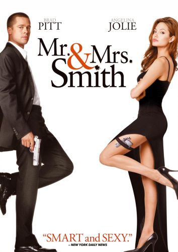 Mr Mrs Smith 2005 Doug Liman Synopsis Characteristics Moods Themes And Related Allmovie