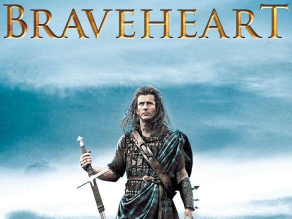 Braveheart 1995 Mel Gibson Synopsis Characteristics