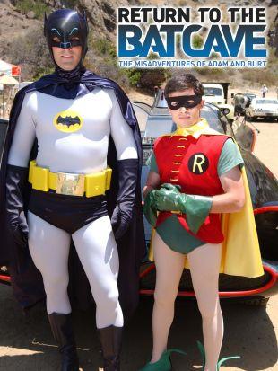 Return to the Bat Cave