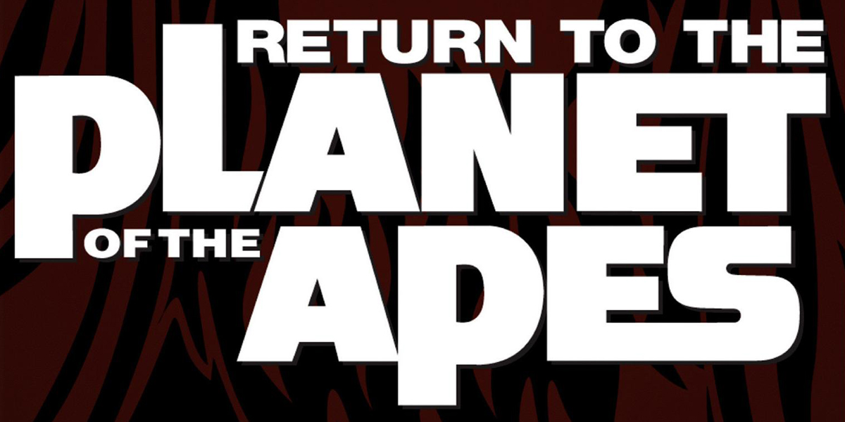 Return to the Planet of the Apes [Animated TV Series]