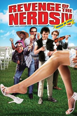 Revenge of the Nerds 4: Nerds in Love