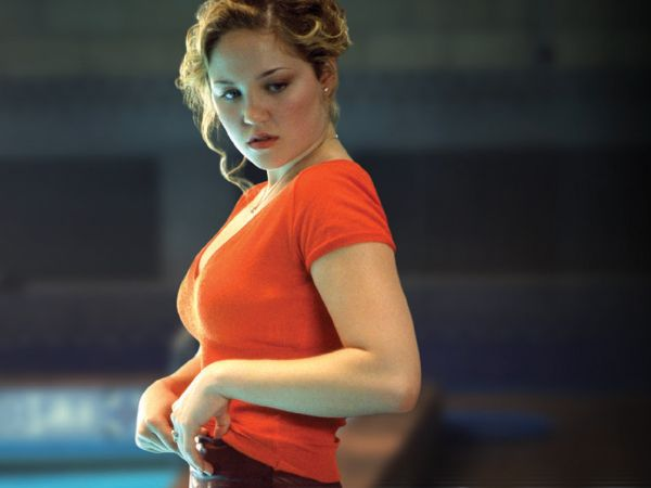 erika christensen open mouth