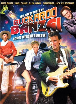 The Adventures of Buckaroo Banzai