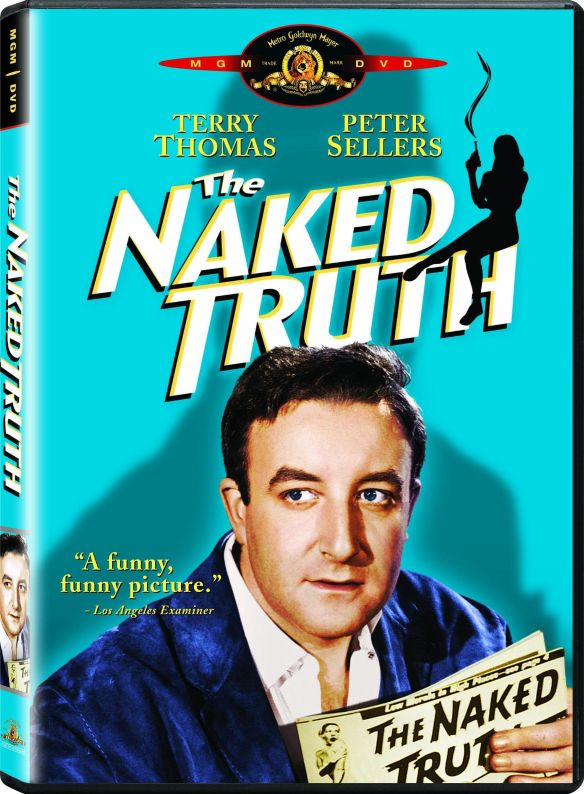 The Naked Truth (1957) — The Movie Database (TMDb)