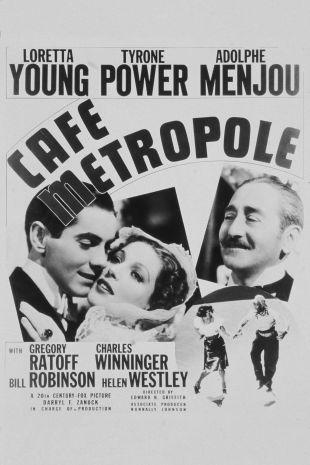 Cafe Metropole