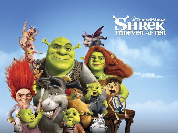 Shrek Forever After 2010 Mike Mitchell Review Allmovie