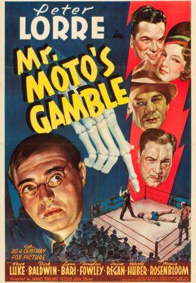 Mr. Moto's Gamble