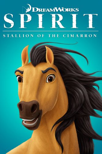Spirit: Stallion of the Cimarron
