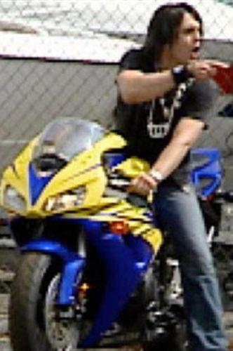 Criss Angel: Mindfreak : Motorcycle Roulette