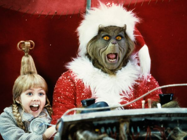 Grinch Stole Christmas Full Movie