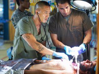 Combat Hospital: Shifting Sands