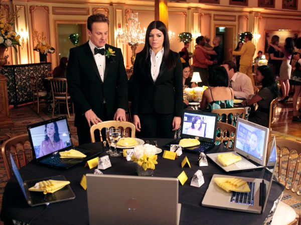 Four Weddings And A Funeral Gallery: Happy Endings: Four Weddings And A Funeral (Minus Three
