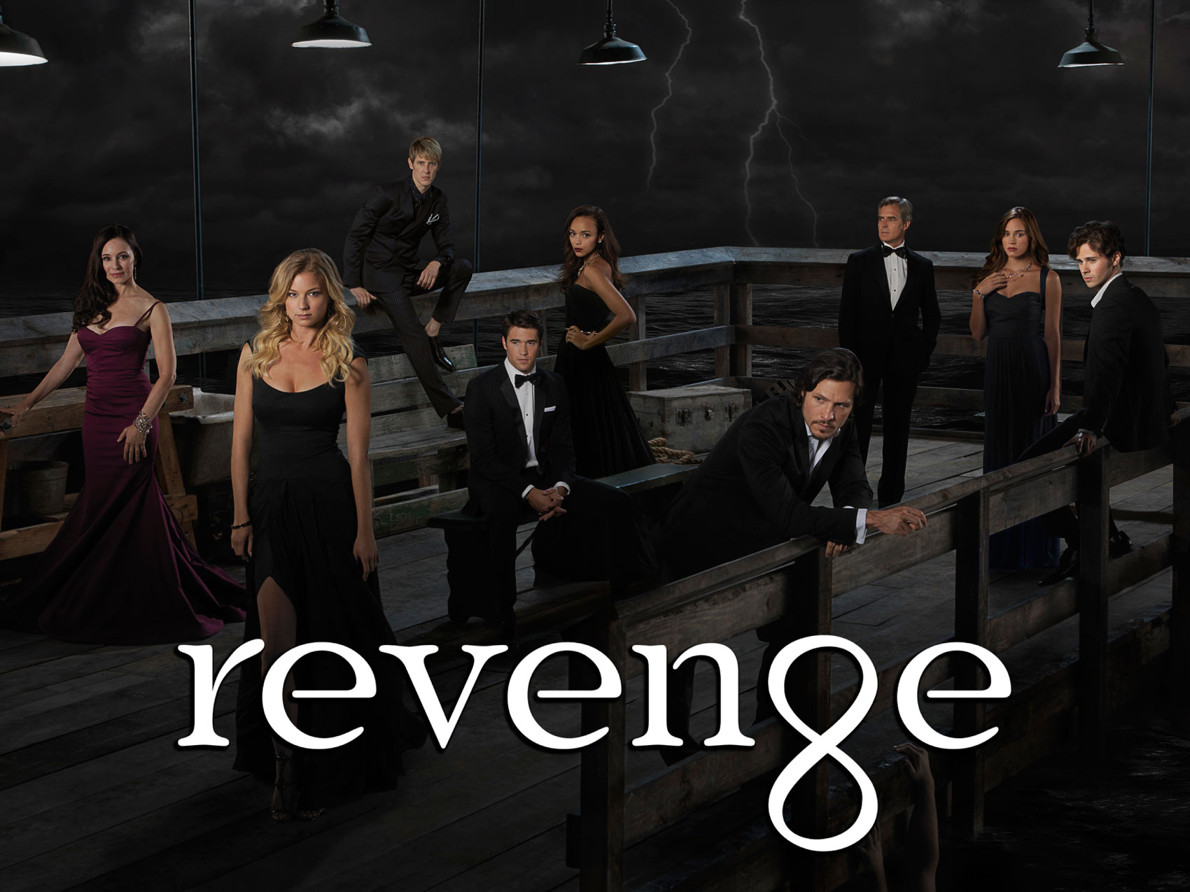 Revenge: Season 02 (2012) - | Cast and Crew | AllMovie