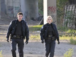 Rookie Blue: Girlfriend of the Year