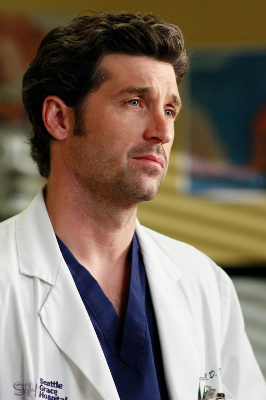 Grey's Anatomy : Physical Attraction...Chemical Reaction ...