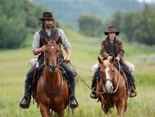 Hell on Wheels: Fathers and Sins
