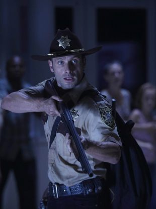 The Walking Dead : TS-19