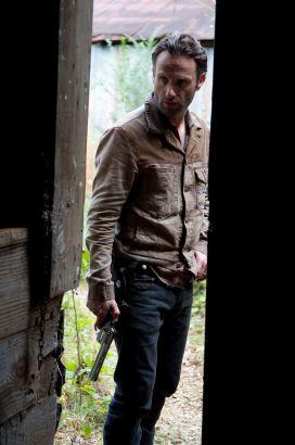 The Walking Dead: Arrow on the Doorpost