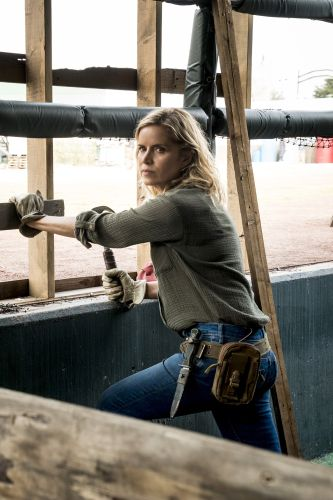 Fear the Walking Dead : Another Day in the Diamond