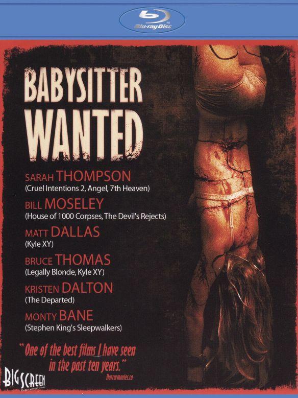Babysitter Wanted (2009) - Jonas Barnes, Michael Manasseri ...