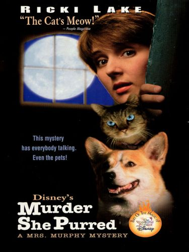 Murder, She Purred: A Mrs. Murphy Mystery
