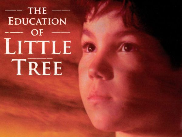 The Education Of Little Tree Book