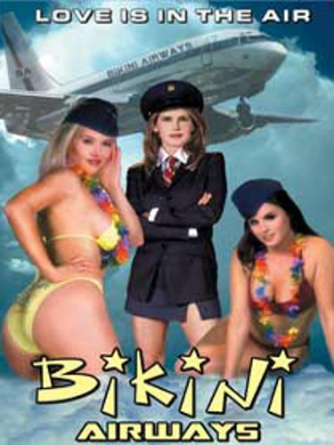 Bikini Airways 2002 - Fred Olen Ray  Synopsis -4961