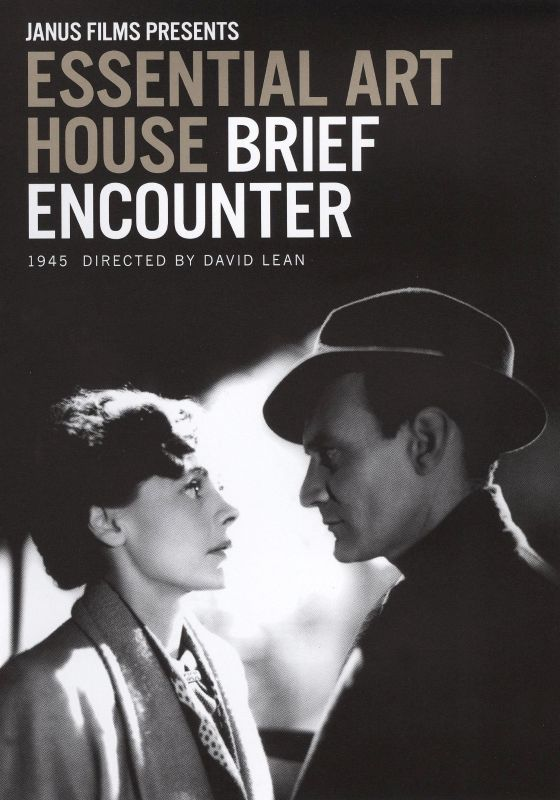 Brief Encounter British Romantic Drama Movie Film Advert War Picture Poster