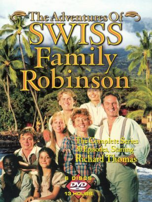 The Adventures of Swiss Family Robinson [TV Series]