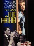 The Blue Gardenia