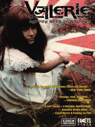 Valerie and Her Week of Wonders (1970) - Jaromil Jires