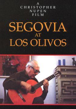 Andrés Segovia at Los Olivos