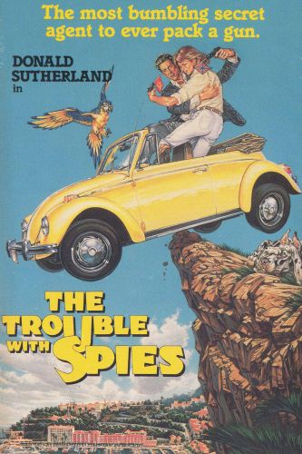 The Trouble with Spies