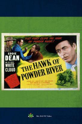 The Hawk of Powder River (1948)