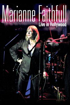 Marianne Faithfull Live